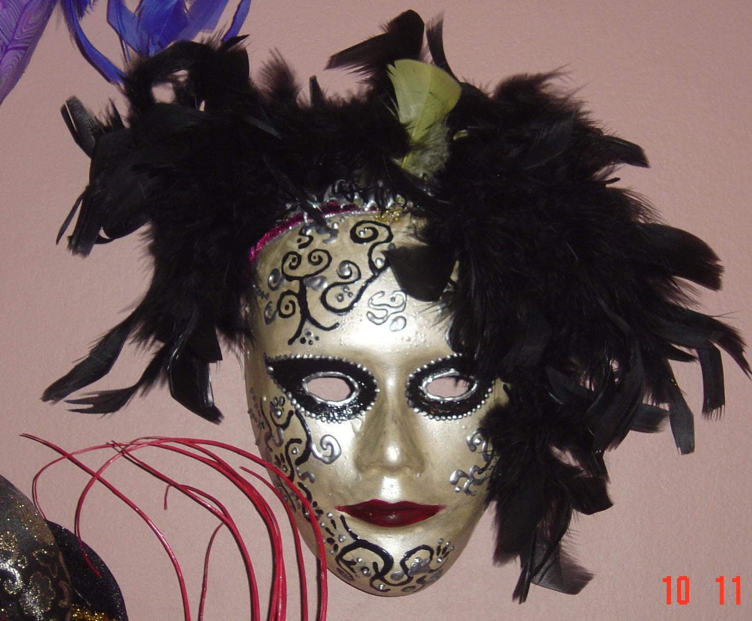 Maske Boyama Modelleri