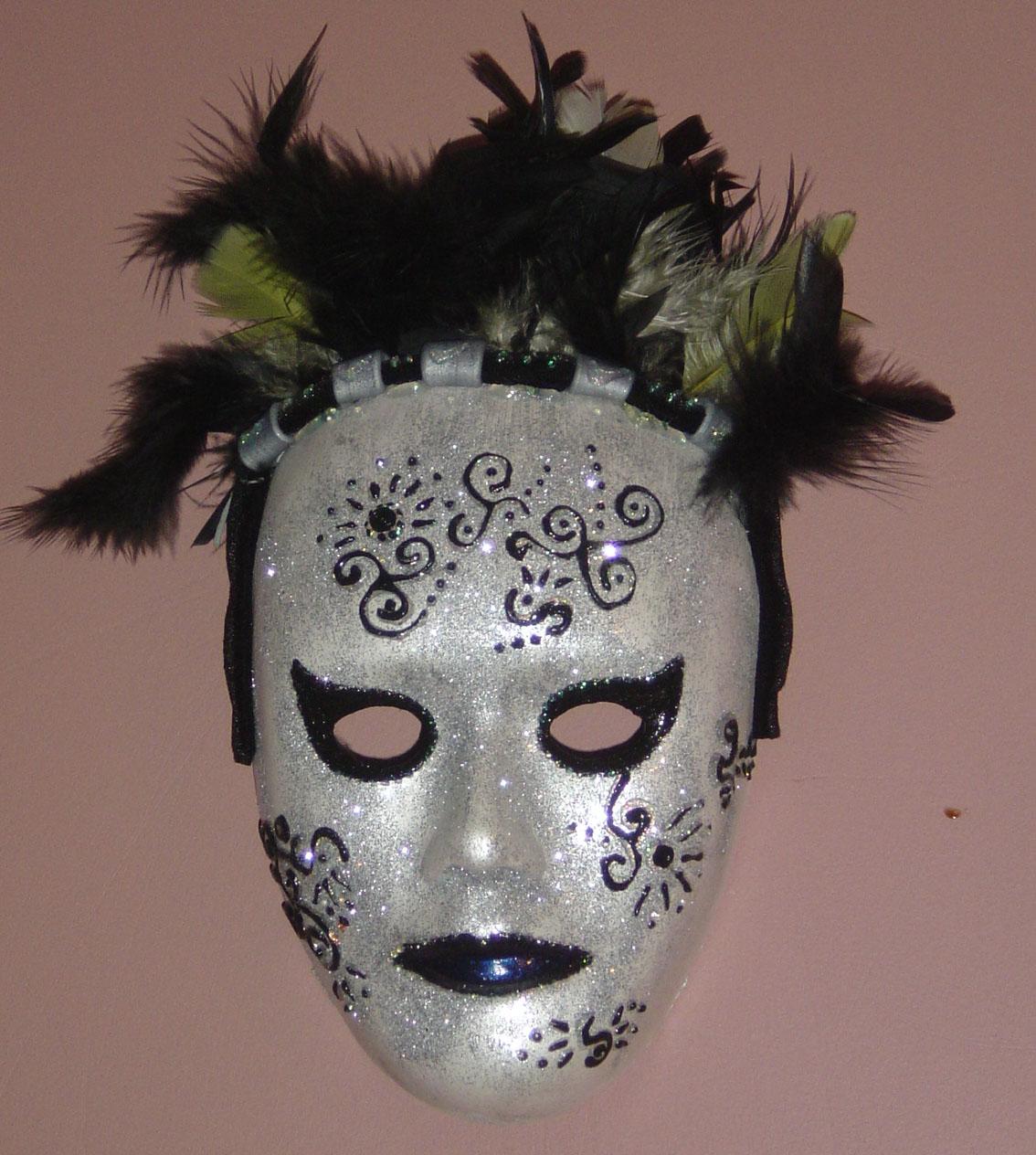 Kolay Maske Boyama